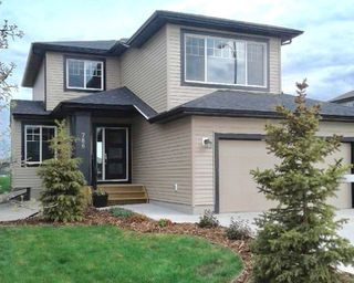 Main Photo: 788 LEWIS GREENS Drive in Edmonton: Zone 58 House for sale : MLS®# E4144411