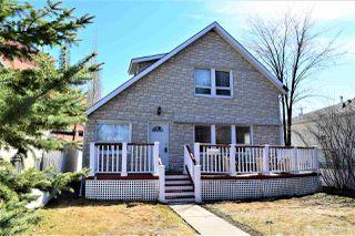Main Photo: 11049 107 Street in Edmonton: Zone 08 House for sale : MLS®# E4149161