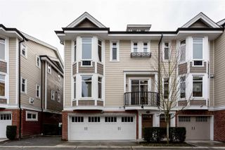 "Main Photo: 135 20738 84 Avenue in Langley: Willoughby Heights Townhouse for sale in ""YORKSON CREEK"" : MLS®# R2352831"