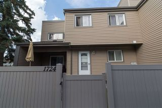Photo 2: 1724 LAKEWOOD Road in Edmonton: Zone 29 Townhouse for sale : MLS®# E4151022