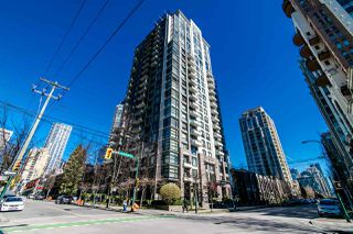 "Main Photo: 1408 1295 RICHARDS Street in Vancouver: Downtown VW Condo for sale in ""THE OSCAR"" (Vancouver West)  : MLS®# R2359762"