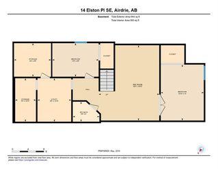 Photo 36: 14 ELSTON Place SE: Airdrie Detached for sale : MLS®# C4245397