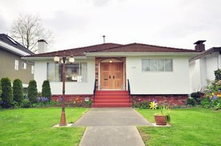 Photo 1: 518 West 64th Ave in Vancouver: Marpole Home for sale ()  : MLS®# V838986