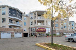 Photo 1: 425 15499 CASTLE_DOWNS Road in Edmonton: Zone 27 Condo for sale : MLS®# E4174906