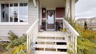 Photo 2: 591 Watt Boulevard in Edmonton: Zone 53 Attached Home for sale : MLS®# E4176517