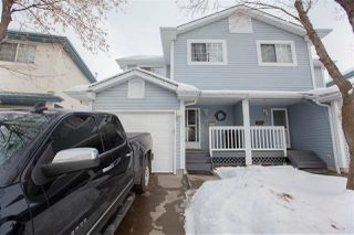 Main Photo: 27 501 YOUVILLE Drive E in Edmonton: Zone 29 House Half Duplex for sale : MLS®# E4188665
