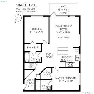 Photo 30: 111 2710 Jacklin Rd in VICTORIA: La Langford Proper Condo Apartment for sale (Langford)  : MLS®# 839142