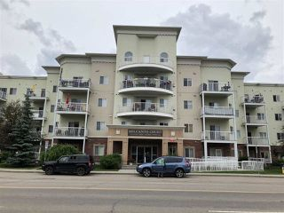 Photo 1: 111 8528 82 Avenue NW in Edmonton: Zone 18 Condo for sale : MLS®# E4203443