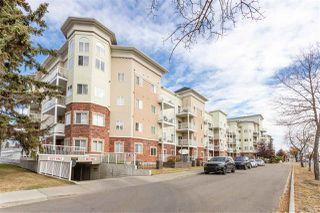 Photo 3: 111 8528 82 Avenue NW in Edmonton: Zone 18 Condo for sale : MLS®# E4203443