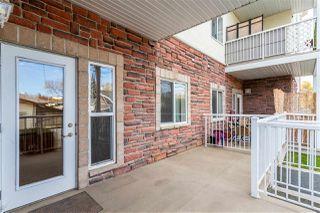 Photo 22: 111 8528 82 Avenue NW in Edmonton: Zone 18 Condo for sale : MLS®# E4203443