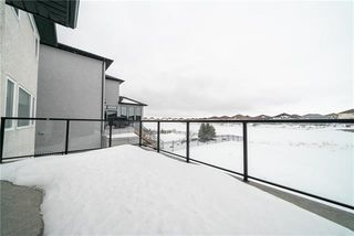 Photo 47: 92 Massalia Drive in Winnipeg: Amber Trails Residential for sale (4F)  : MLS®# 202025083