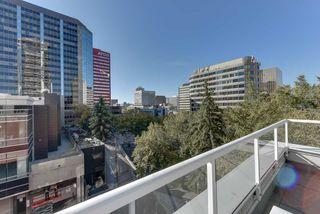 Photo 26: 503 10136 104 Street in Edmonton: Zone 12 Condo for sale : MLS®# E4216714