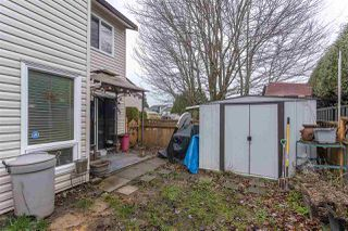 """Photo 28: 134 2844 273 Street in Langley: Aldergrove Langley Townhouse for sale in """"CHELSEA COURT"""" : MLS®# R2522030"""