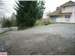 "Photo 8: 29445 SIMPSON Road in Abbotsford: Aberdeen House for sale in ""ROSS & SIMPSON (PEPENBROOK AREA)"" : MLS®# F1108244"
