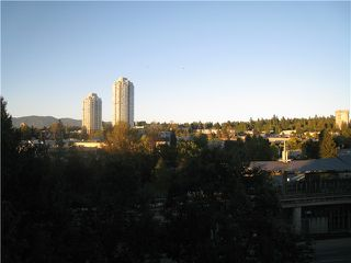 "Photo 8: # 804 9521 CARDSTON CT in Burnaby: Government Road Condo for sale in ""CONCORD PLACE"" (Burnaby North)  : MLS®# V976808"