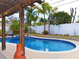Photo 18: CLAIREMONT House for sale : 4 bedrooms : 3633 Morlan Street in San Diego