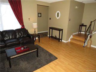 Photo 3: 1148 Markham Road in WINNIPEG: Fort Garry / Whyte Ridge / St Norbert Residential for sale (South Winnipeg)  : MLS®# 1400814