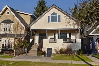"""Photo 1: 859 W 24TH Avenue in Vancouver: Cambie House for sale in """"DOUGLAS PARK"""" (Vancouver West)  : MLS®# V1043615"""