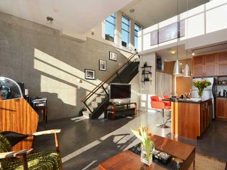 """Photo 5: 605 2635 PRINCE EDWARD Street in Vancouver: Mount Pleasant VE Condo for sale in """"SOMA LOFTS"""" (Vancouver East)  : MLS®# V1046232"""