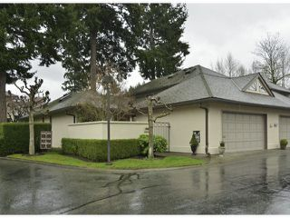 """Photo 1: 112 1770 128TH Street in Surrey: Crescent Bch Ocean Pk. Townhouse for sale in """"Palisades"""" (South Surrey White Rock)  : MLS®# F1407469"""