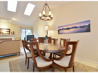 """Photo 4: 112 1770 128TH Street in Surrey: Crescent Bch Ocean Pk. Townhouse for sale in """"Palisades"""" (South Surrey White Rock)  : MLS®# F1407469"""