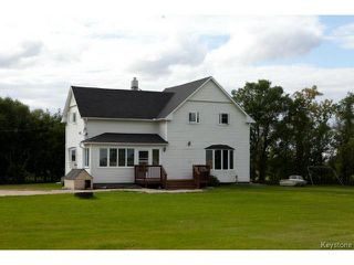 Photo 1: 28170 Highway 59 Highway in STPIERRE: Manitoba Other Residential for sale : MLS®# 1423005
