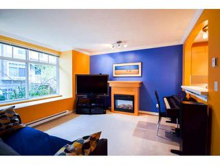 """Photo 6: 41 7488 SOUTHWYNDE Avenue in Burnaby: South Slope Townhouse for sale in """"LEDGESTONE 1"""" (Burnaby South)  : MLS®# V1110457"""