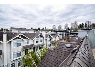 """Photo 20: 41 7488 SOUTHWYNDE Avenue in Burnaby: South Slope Townhouse for sale in """"LEDGESTONE 1"""" (Burnaby South)  : MLS®# V1110457"""