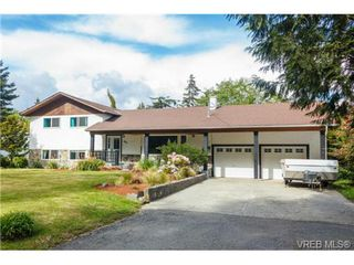 Photo 1: 1611 Whiffin Spit Road in SOOKE: Sk Whiffin Spit Single Family Detached for sale (Sooke)  : MLS®# 350828