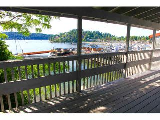Photo 1: 418 MARINE Drive in Gibsons: Gibsons & Area House for sale (Sunshine Coast)  : MLS®# V1136706
