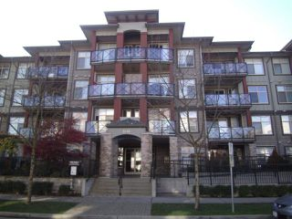 "Main Photo: 304 2336 WHYTE Avenue in Port Coquitlam: Central Pt Coquitlam Condo for sale in ""CENTREPOINTE"" : MLS®# R2014539"