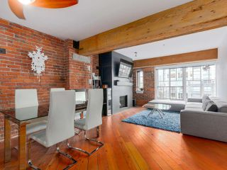 "Photo 1: 410 1178 HAMILTON Street in Vancouver: Yaletown Condo for sale in ""THE HAMILTON"" (Vancouver West)  : MLS®# R2040939"