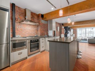 "Photo 2: 410 1178 HAMILTON Street in Vancouver: Yaletown Condo for sale in ""THE HAMILTON"" (Vancouver West)  : MLS®# R2040939"