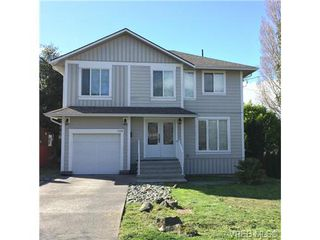 Photo 1: 3108 Mars St in VICTORIA: Vi Mayfair House for sale (Victoria)  : MLS®# 724428