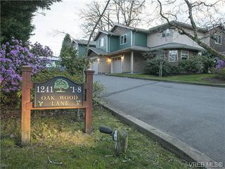 Photo 20: 2 1241 Santa Rosa Ave in VICTORIA: SW Strawberry Vale Row/Townhouse for sale (Saanich West)  : MLS®# 725343