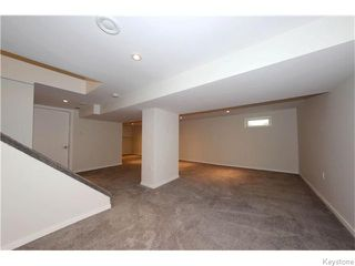 Photo 16: 551 Beaverbrook Street in Winnipeg: River Heights / Tuxedo / Linden Woods Residential for sale (South Winnipeg)  : MLS®# 1616320