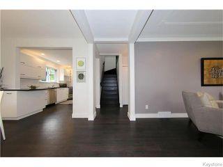 Photo 4: 551 Beaverbrook Street in Winnipeg: River Heights / Tuxedo / Linden Woods Residential for sale (South Winnipeg)  : MLS®# 1616320