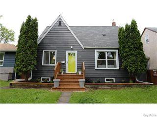 Photo 2: 551 Beaverbrook Street in Winnipeg: River Heights / Tuxedo / Linden Woods Residential for sale (South Winnipeg)  : MLS®# 1616320