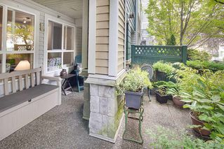 "Photo 2: 3268 HEATHER Street in Vancouver: Cambie Townhouse for sale in ""HEATHERSTONE"" (Vancouver West)  : MLS®# R2098934"