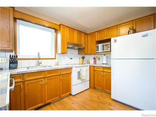 Photo 9: 551 McAdam Avenue in Winnipeg: West Kildonan Residential for sale (4D)  : MLS®# 1628223