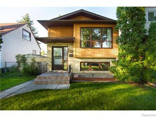 Photo 1: 551 McAdam Avenue in Winnipeg: West Kildonan Residential for sale (4D)  : MLS®# 1628223