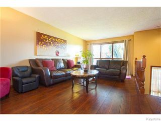 Photo 5: 551 McAdam Avenue in Winnipeg: West Kildonan Residential for sale (4D)  : MLS®# 1628223