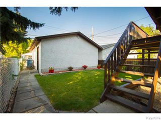 Photo 2: 551 McAdam Avenue in Winnipeg: West Kildonan Residential for sale (4D)  : MLS®# 1628223