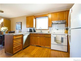 Photo 8: 551 McAdam Avenue in Winnipeg: West Kildonan Residential for sale (4D)  : MLS®# 1628223
