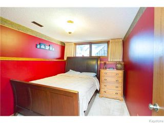 Photo 16: 551 McAdam Avenue in Winnipeg: West Kildonan Residential for sale (4D)  : MLS®# 1628223