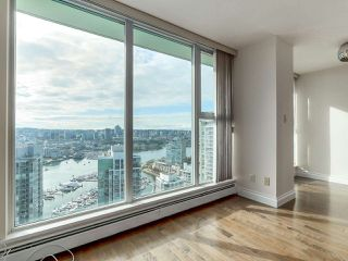 "Photo 6: 3505 1009 EXPO Boulevard in Vancouver: Yaletown Condo for sale in ""Landmark 33"" (Vancouver West)  : MLS®# R2141012"