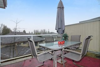"Photo 12: 13 11502 BURNETT Street in Maple Ridge: East Central Townhouse for sale in ""TELOSKY VILLAGE"" : MLS®# R2146423"
