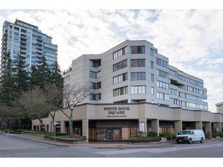 "Photo 1: 203 1480 FOSTER Street: White Rock Condo for sale in ""White Rock Square 1"" (South Surrey White Rock)  : MLS®# R2151614"