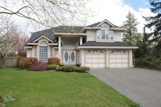 "Photo 1: 20825 43 Avenue in Langley: Brookswood Langley House for sale in ""Cedar Ridge"" : MLS®# R2160707"