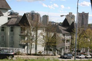 """Photo 2: 605 1032 QUEENS Avenue in New Westminster: Uptown NW Condo for sale in """"QUEENS TERRACE"""" : MLS®# R2163504"""
